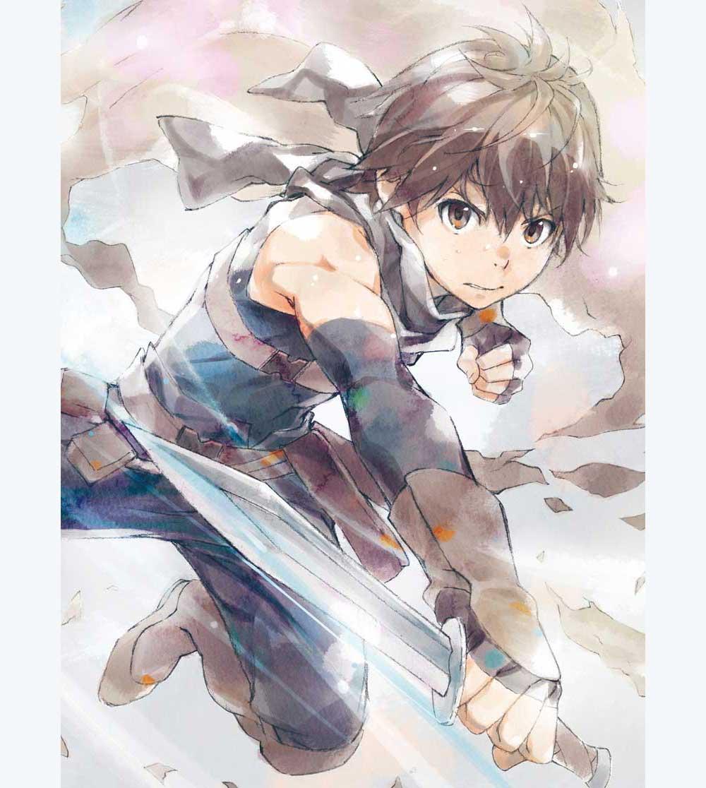 灰と幻想のグリムガル Vol.1 Blu-ray 初回生産限定版