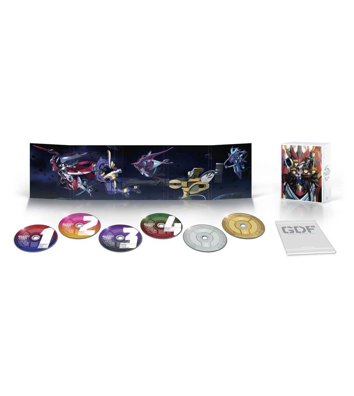 銀河機攻隊マジェスティックプリンス Blu-ray BOX 初回生産限定版