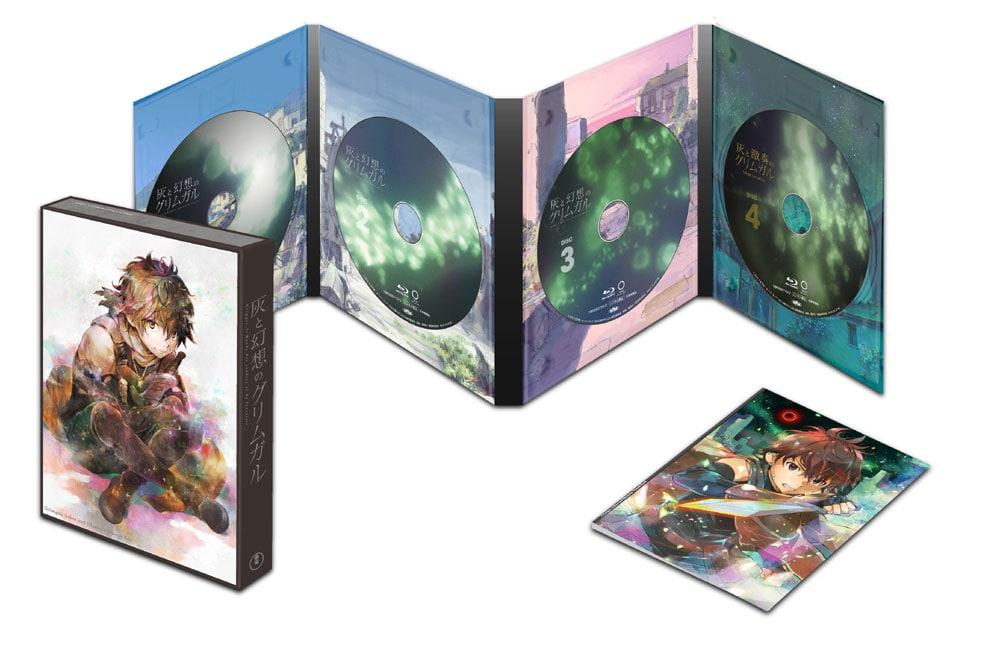 TVアニメ『灰と幻想のグリムガル』 Blu-ray BOX