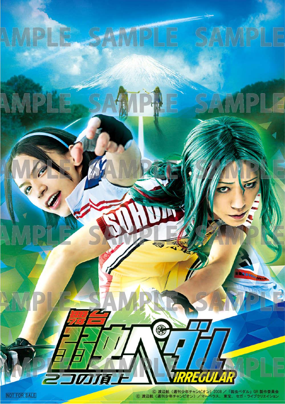 舞台『弱虫ペダル』IRREGULAR 〜2つの頂上〜 Blu-ray