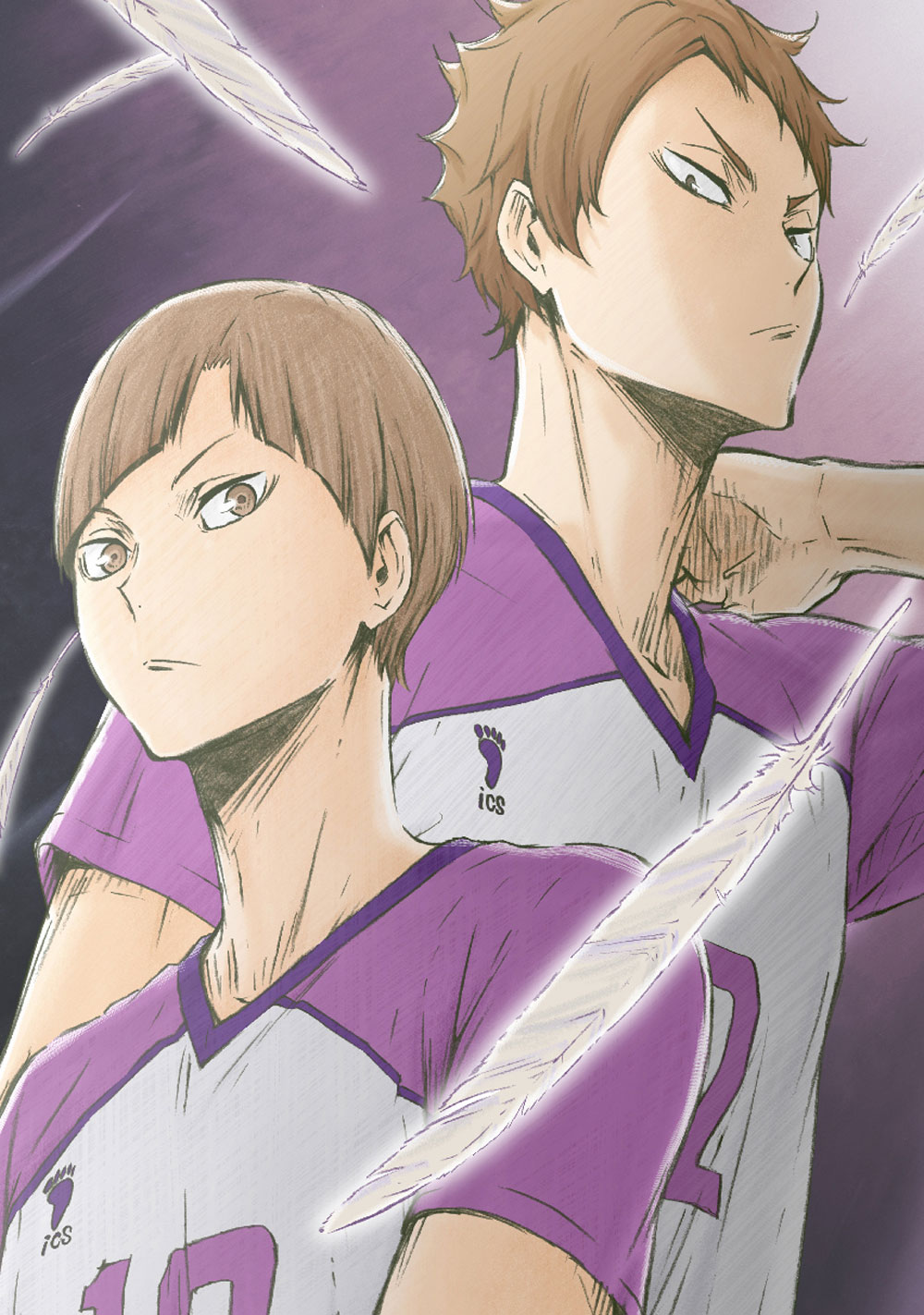 ハイキュー!! 烏野高校 VS 白鳥沢学園高校 Vol.5 DVD 初回限定版