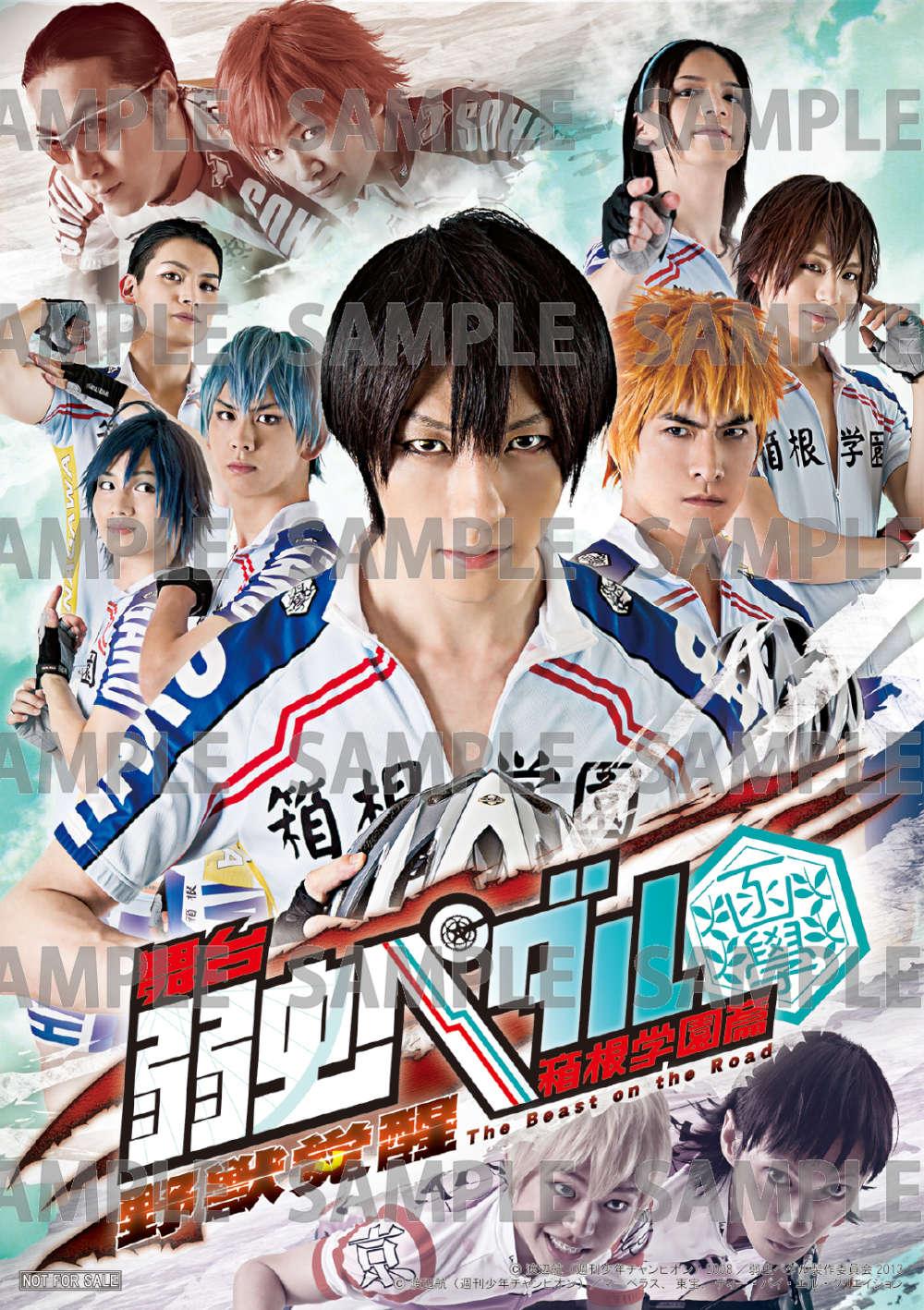 舞台『弱虫ペダル』箱根学園篇 〜野獣覚醒〜 DVD