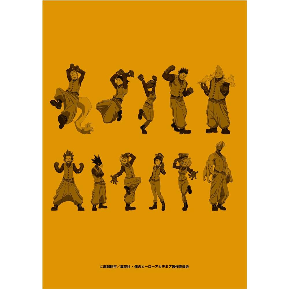 僕のヒーローアカデミア 「HERO FES.<ヒーロー・フェス>」 朗読劇台本レプリカノート
