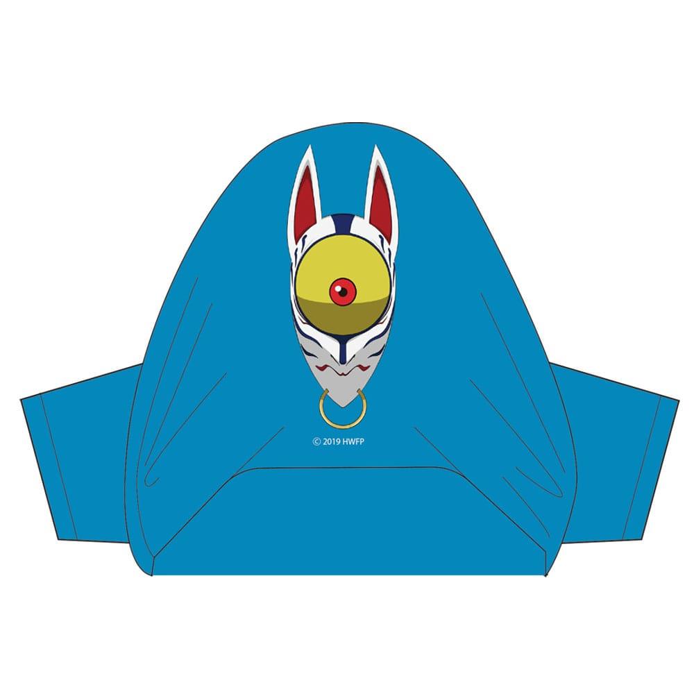 映画「HELLO WORLD」 狐面Tシャツ (XLサイズ)