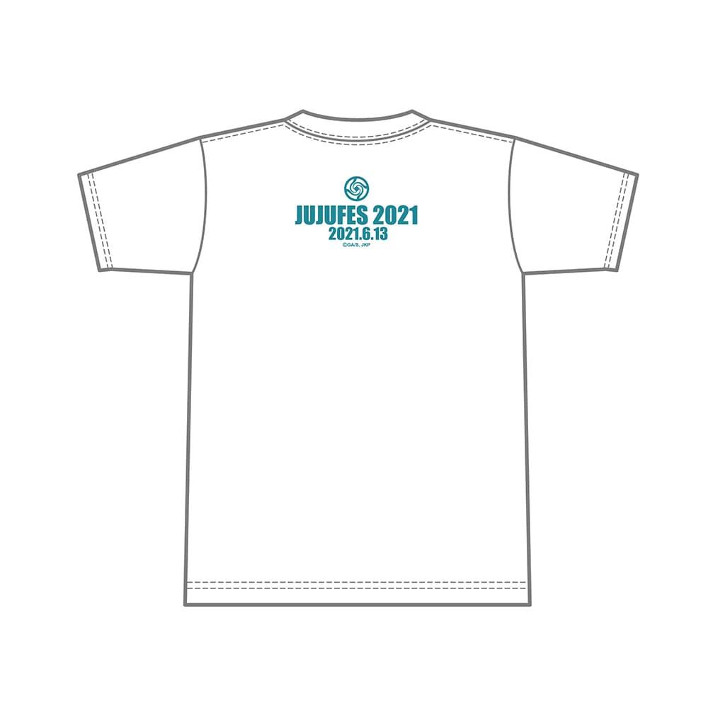 呪術廻戦 じゅじゅフェス 2021 Tシャツ