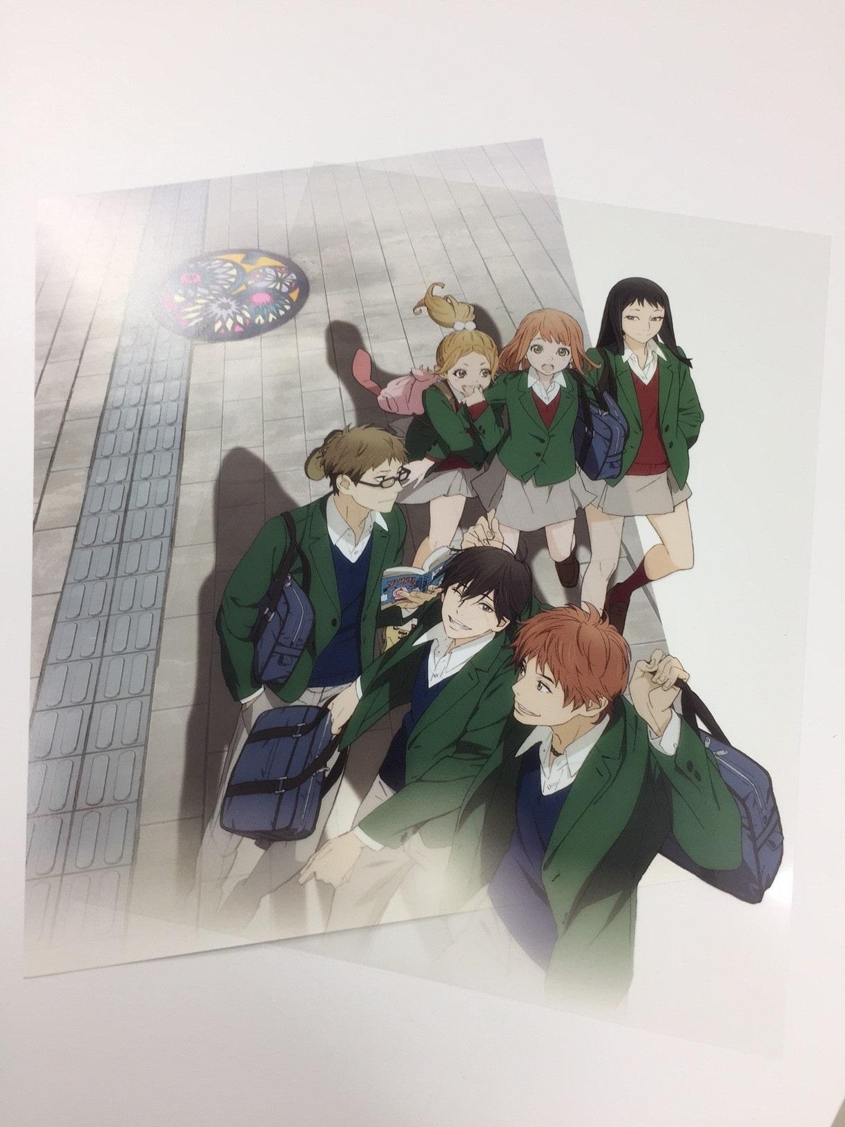 TVアニメ「orange」Vol.1 Blu-ray 初回生産限定版