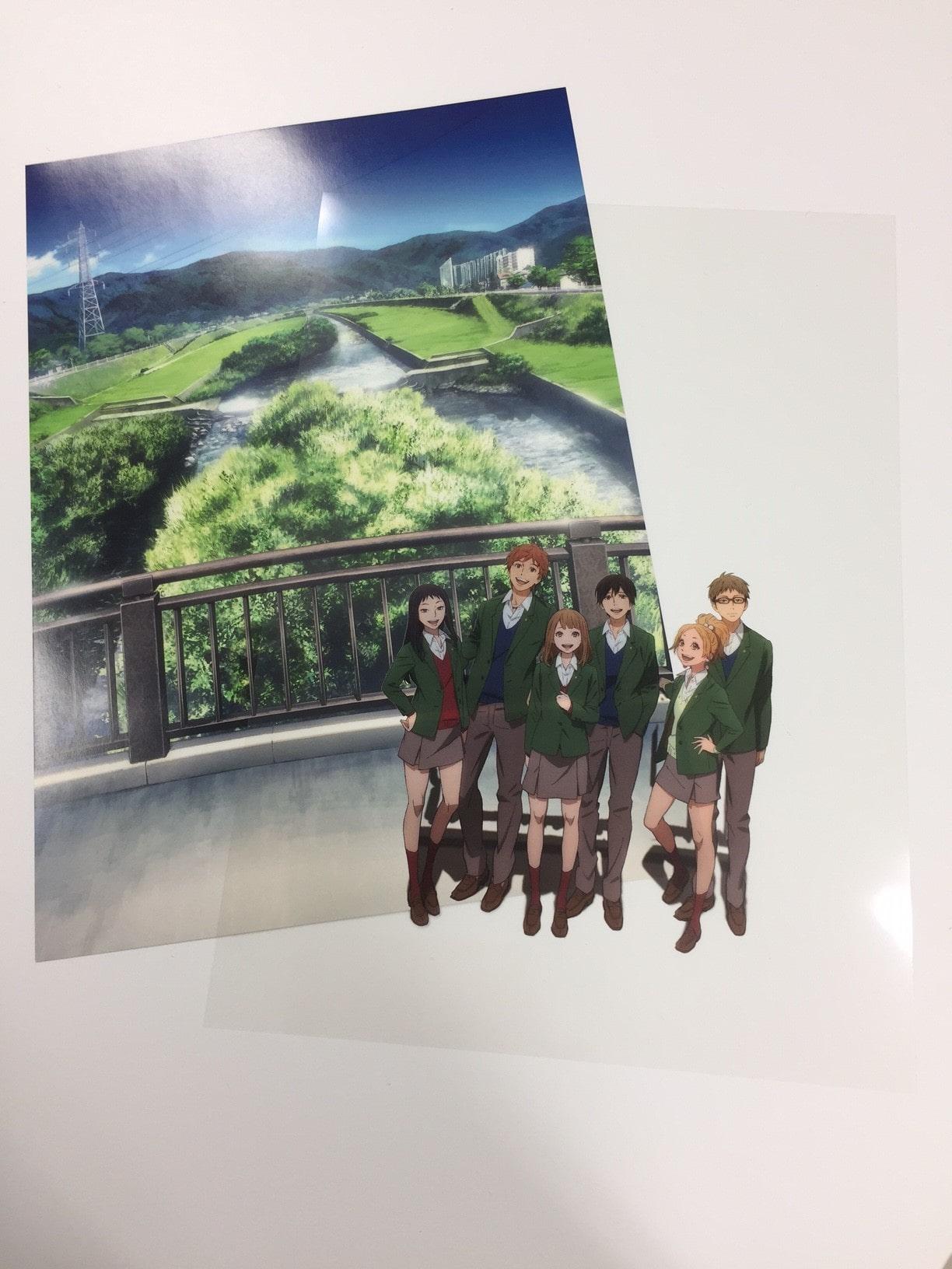 TVアニメ「orange」Vol.4 Blu-ray 初回生産限定版