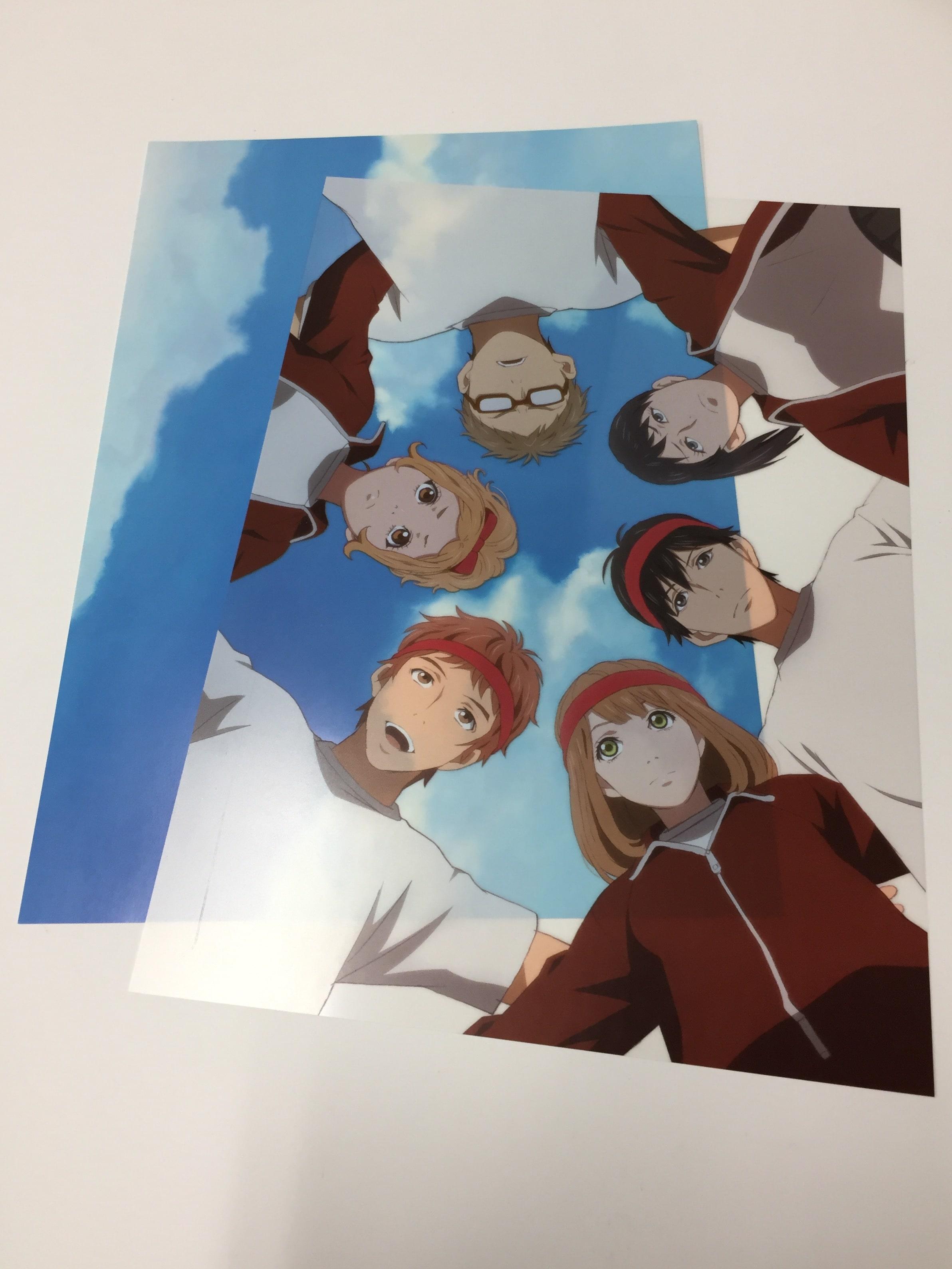TVアニメ「orange」Vol.5 Blu-ray 初回生産限定版