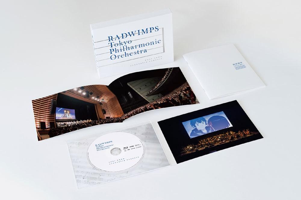 「君の名は。」オーケストラコンサート Blu-ray
