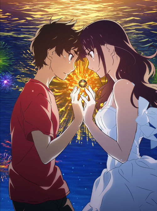 【TOHO animation STORE 限定版】打ち上げ花火、下から見るか?横から見るか? Blu-ray 完全生産限定版