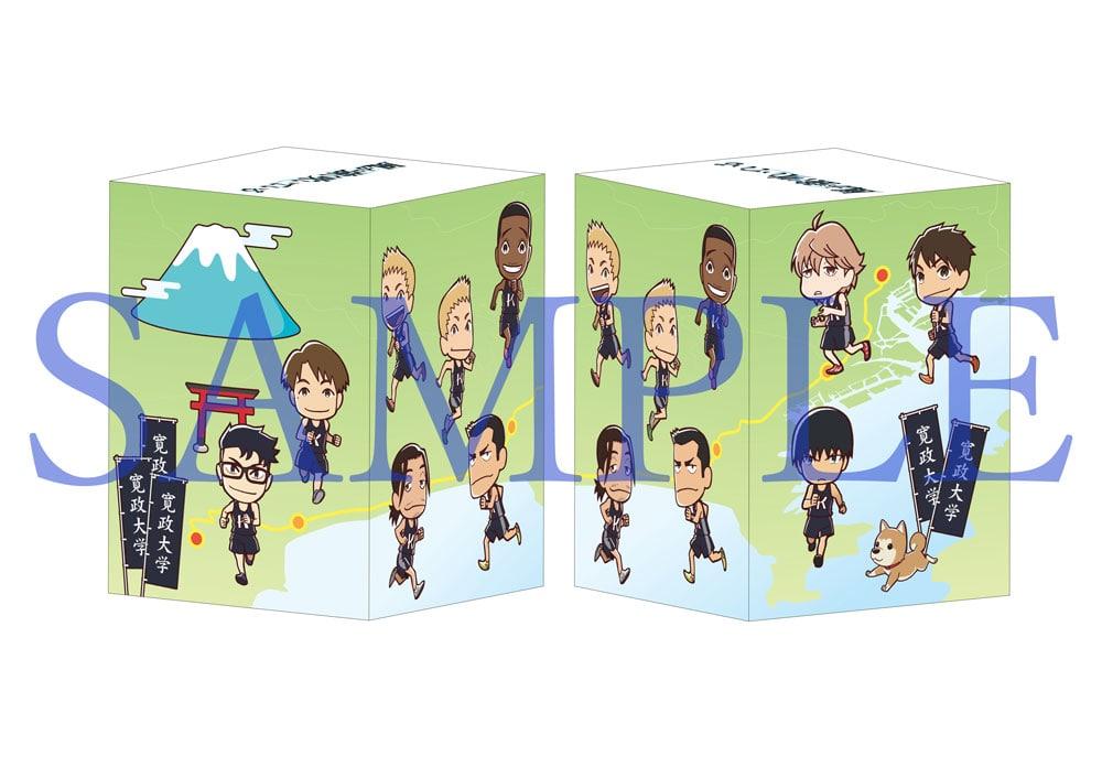 アニメ「風が強く吹いている」 Vol.2 Blu-ray 初回生産限定版