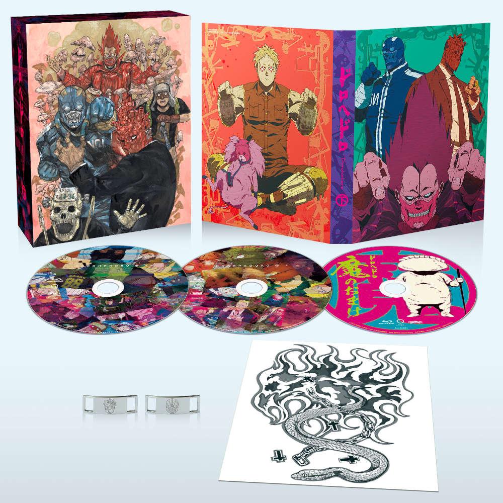 ドロヘドロ Blu-ray BOX 下巻 初回生産限定版