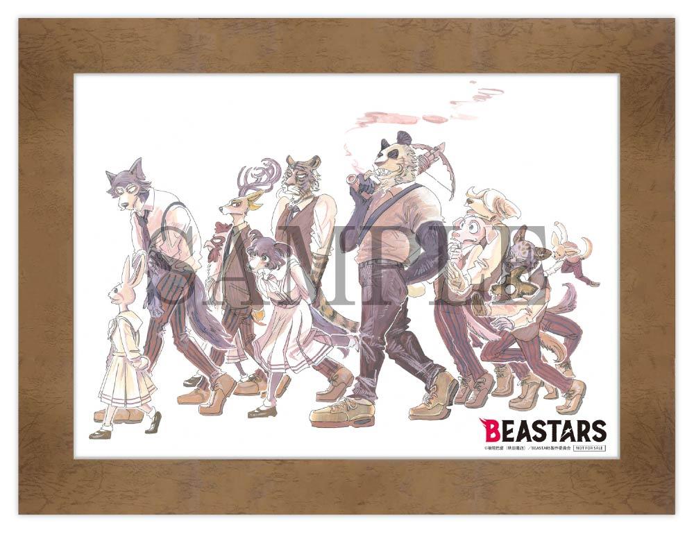 BEASTARS 2nd Vol.4 Blu-ray 初回生産限定版