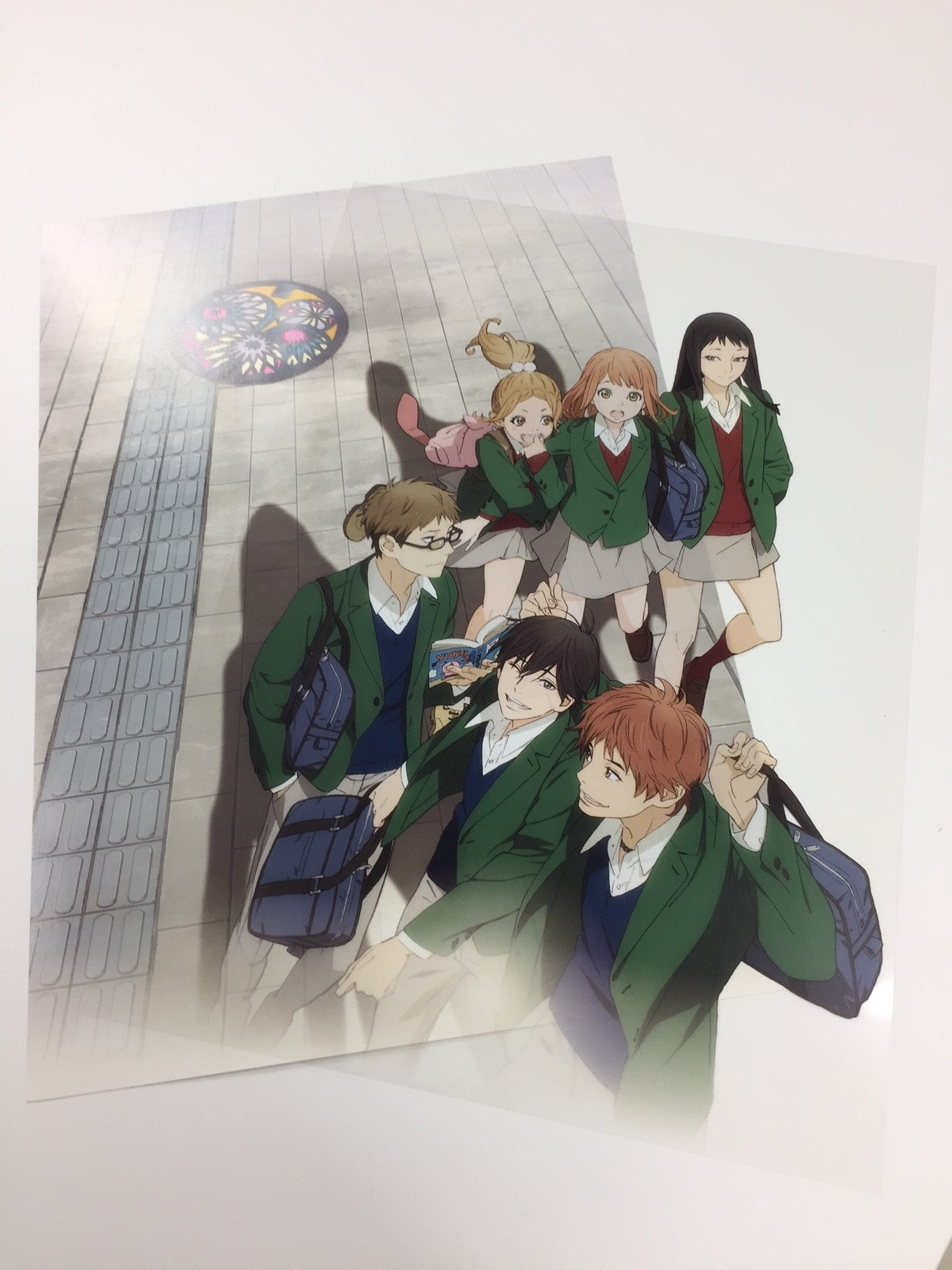 TVアニメ「orange」Vol.1 DVD 初回生産限定版