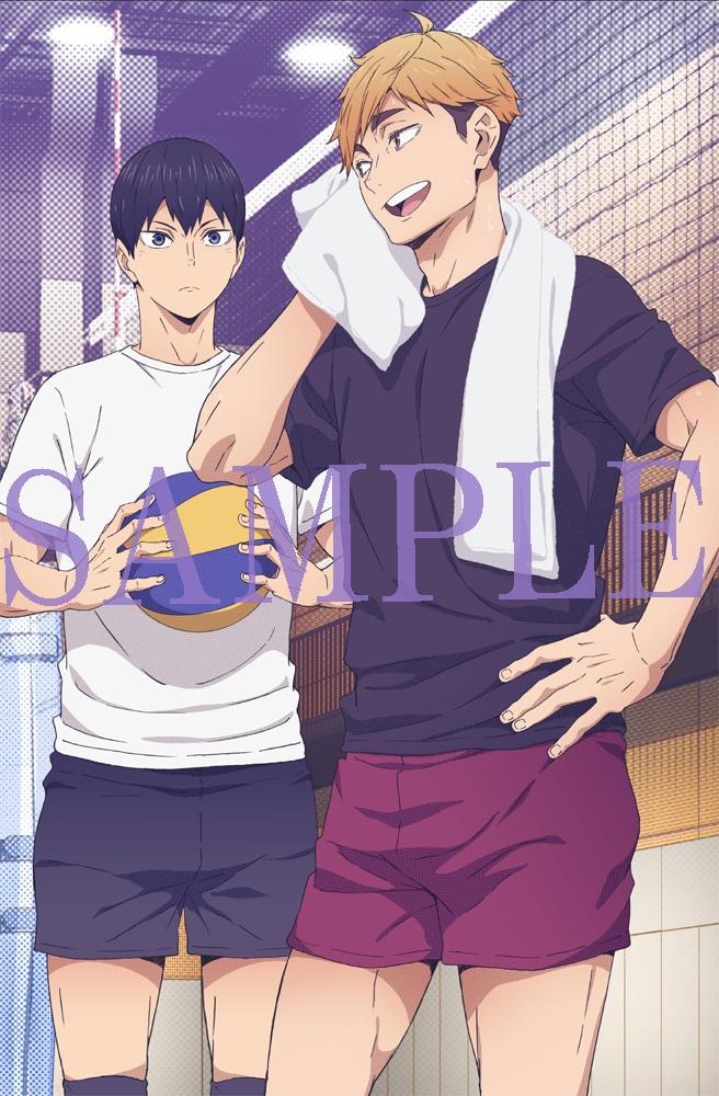 ハイキュー!! TO THE TOP Vol.1 DVD 初回生産限定版