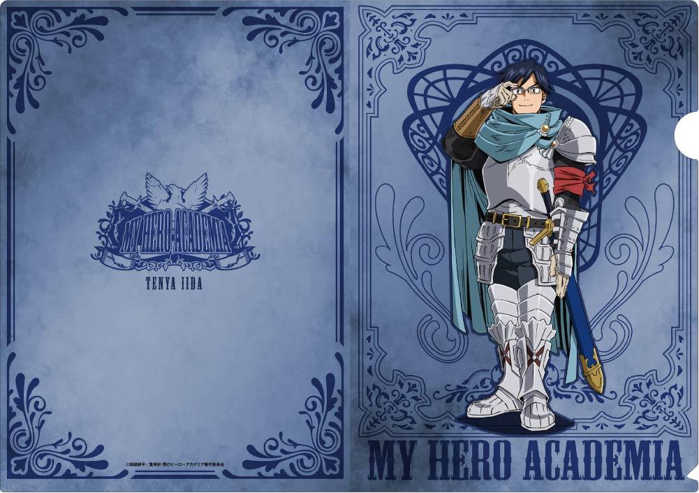 僕のヒーローアカデミア クリアファイル3枚セット 十傑コスチューム 第一弾 A