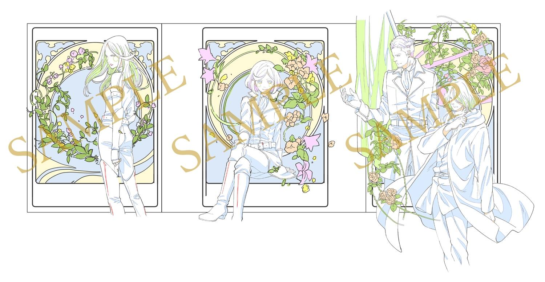 【TOHO animation STORE 限定版】Fairy gone フェアリーゴーン DVD Vol.2+ミニキャラアクリルキーホルダー&ミニ小説セット