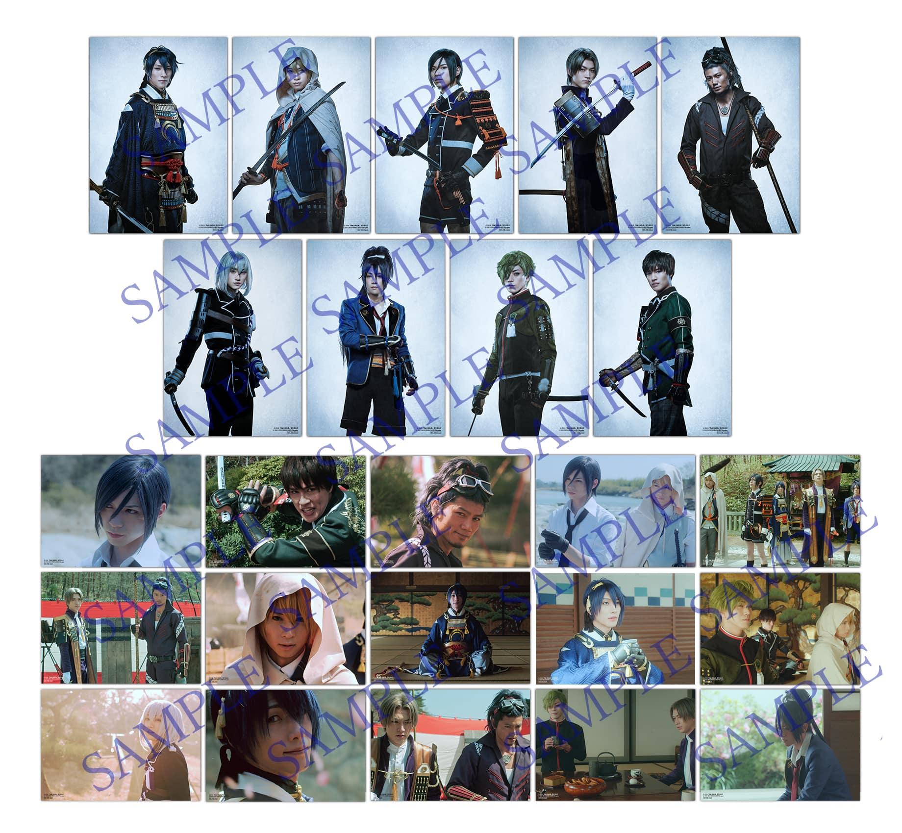 【TOHO animation STORE 限定版】映画刀剣乱舞-継承- Blu-ray 豪華版 +グラスジュエリーセット