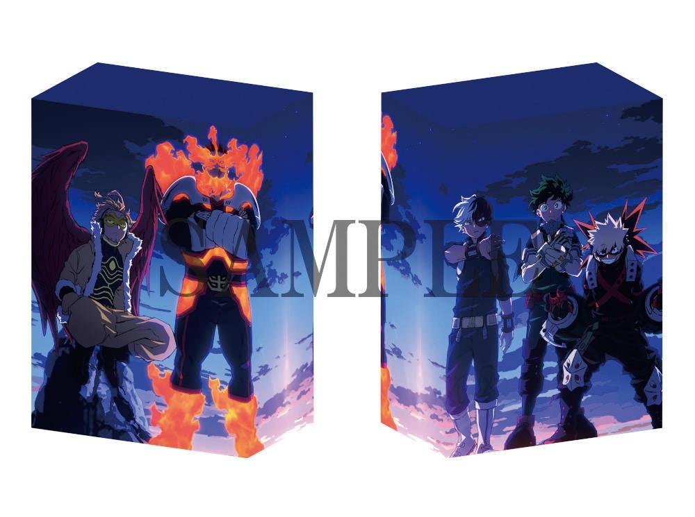 僕のヒーローアカデミア 5th Vol.4 Blu-ray 初回生産限定版