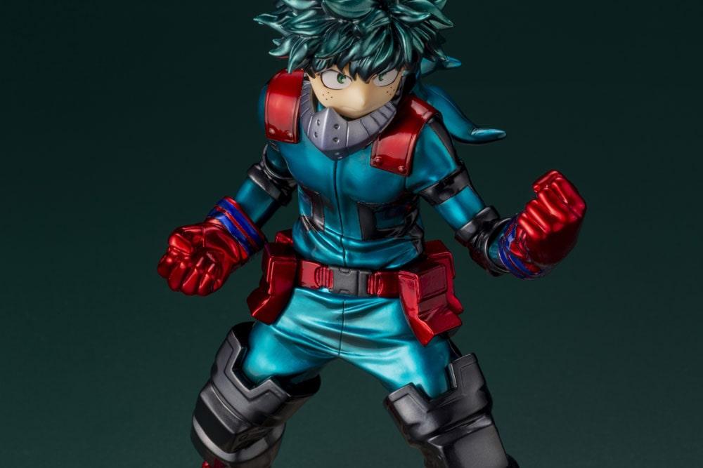 僕のヒーローアカデミア HERO FES.<ヒーローフェス>開催記念 限定カラー ARTFX J 緑谷出久