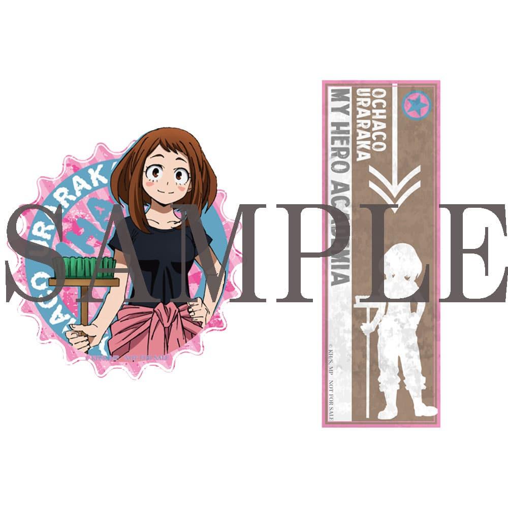 僕のヒーローアカデミア ARTFX J 麗日お茶子 Limited color edition