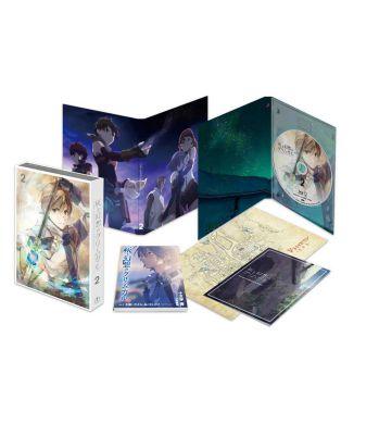 灰と幻想のグリムガル  Vol.2 DVD 初回生産限定版