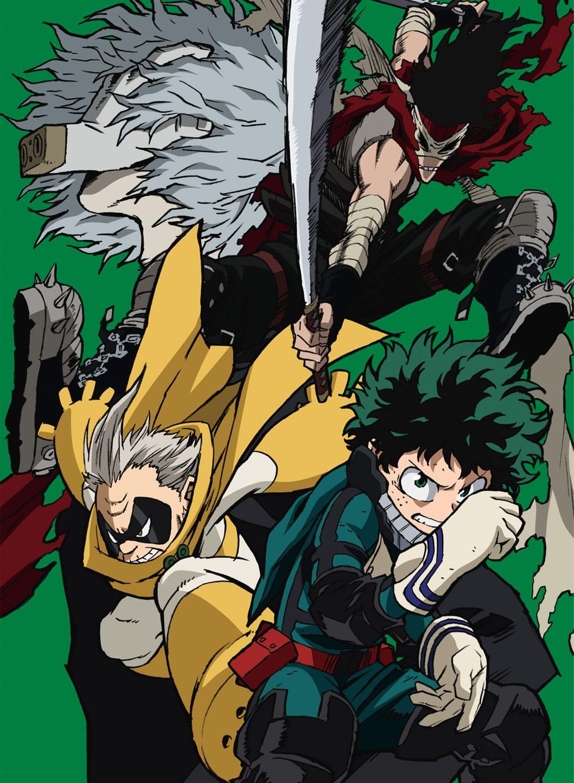 僕のヒーローアカデミア 2nd Vol.5 Blu-ray 初回生産限定版