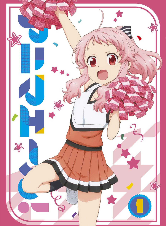【TOHO animation STORE 限定版】アニマエール! Vol.1 Blu-ray +スゴ技パンツセット