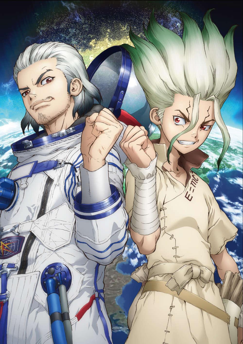 Dr.STONE ドクターストーン Vol.6 Blu-ray【初回生産限定版】
