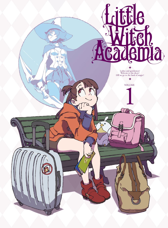 TVアニメ「リトルウィッチアカデミア」Vol.1 DVD 初回生産限定版