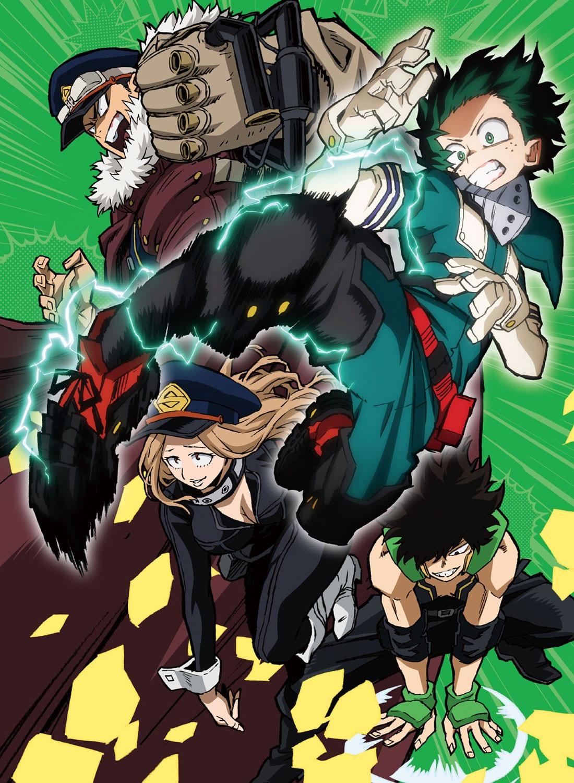 僕のヒーローアカデミア 3rd Vol.5 DVD 初回生産限定版