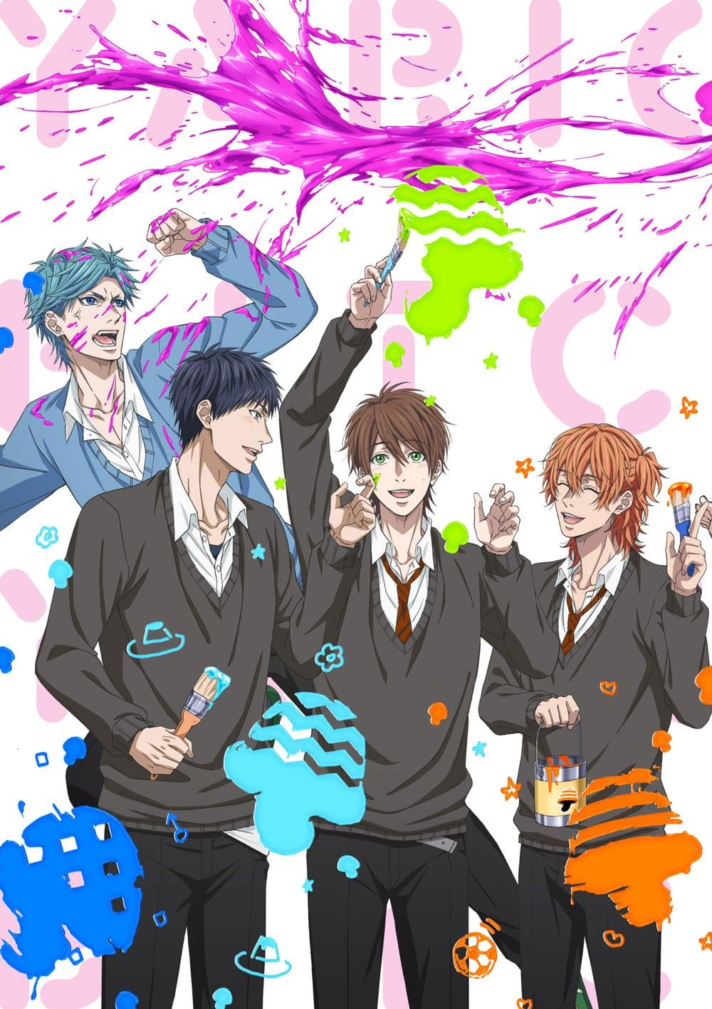 【WEB予約分】「ヤリチン☆ビッチ部」モリモーリ版 DVD