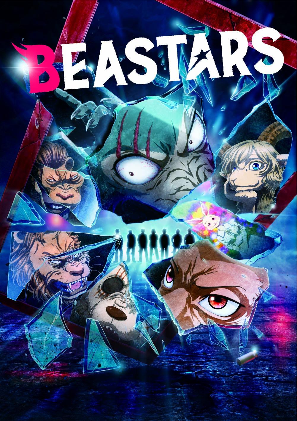 BEASTARS 2nd Vol.3 DVD 初回生産限定版