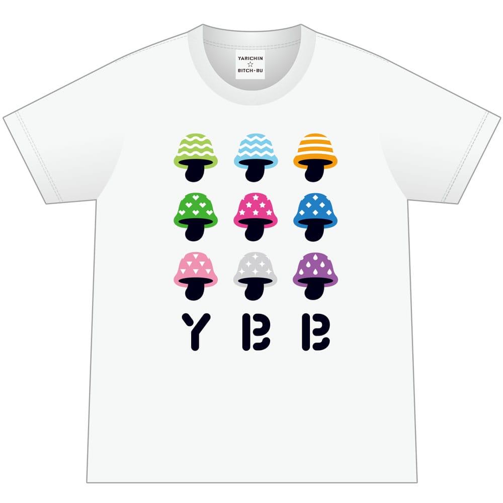 ヤリチン☆ビッチ部 「ちょっと早めの…聖★バレンタインパーティー」 イベントTシャツ