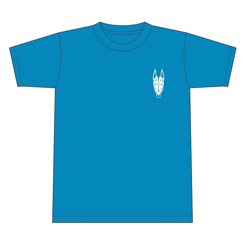 映画「HELLO WORLD」 狐面Tシャツ (Mサイズ)