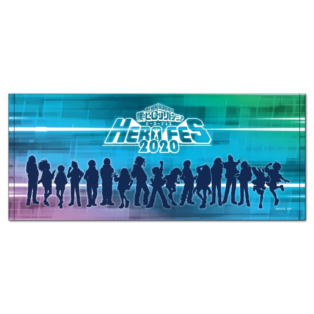 僕のヒーローアカデミア 「HERO FES.<ヒーローフェス>2020」 イベントタオル
