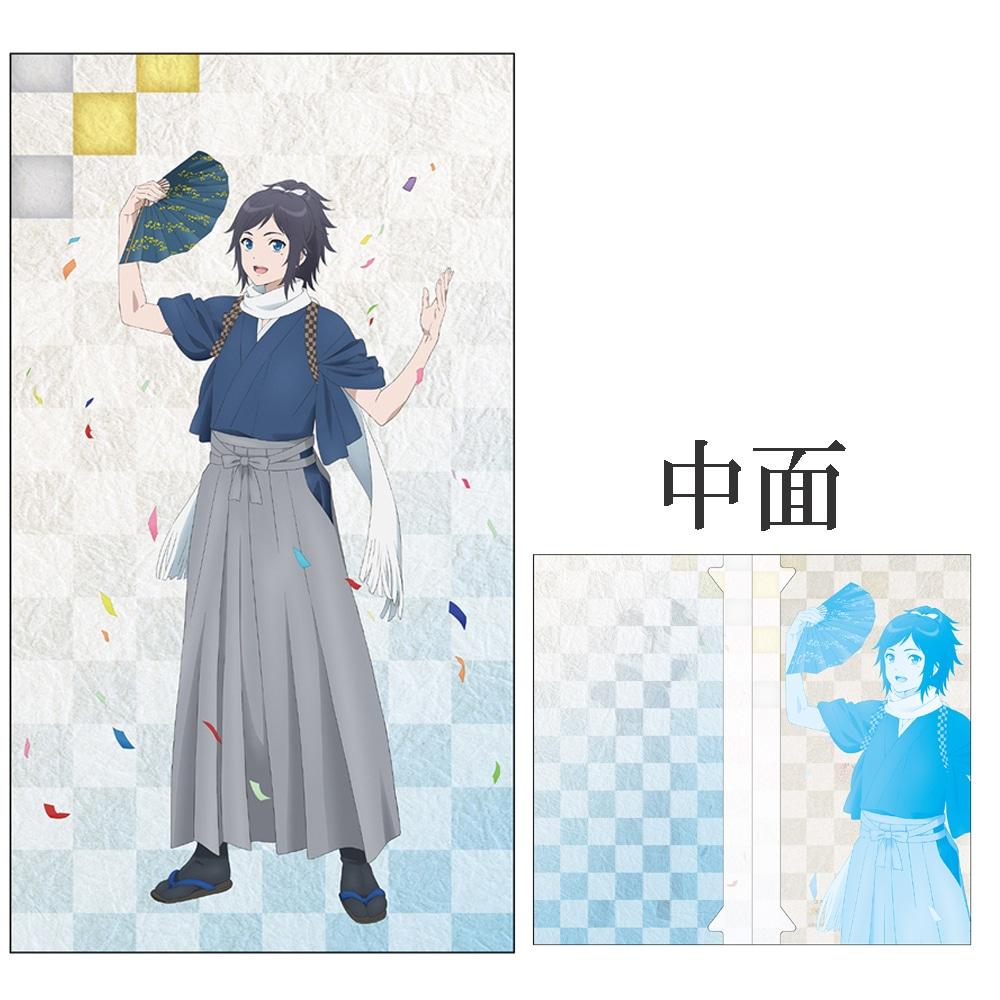 続『刀剣乱舞-花丸-』 マルチケース  TaS 5周年記念イラスト 大和守安定