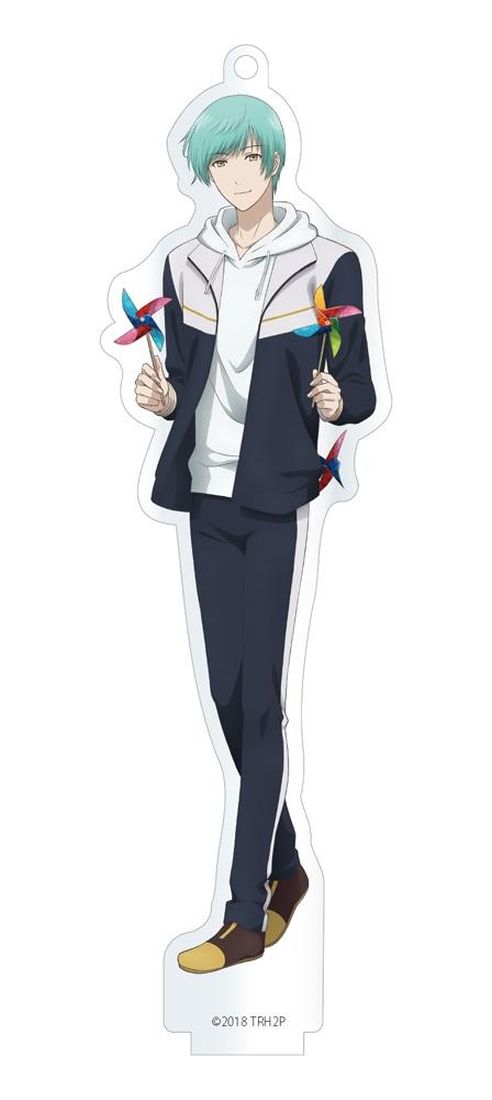 『刀剣乱舞-花丸-』 スペシャルイベント「花丸 春一番!」 アクリルスタンドキーホルダー 一期一振