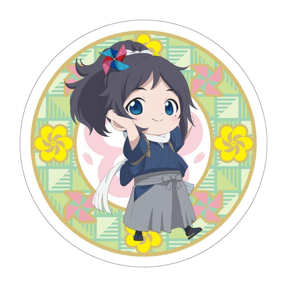 『刀剣乱舞-花丸-』 スペシャルイベント「花丸 春一番!」 豆皿 大和守安定