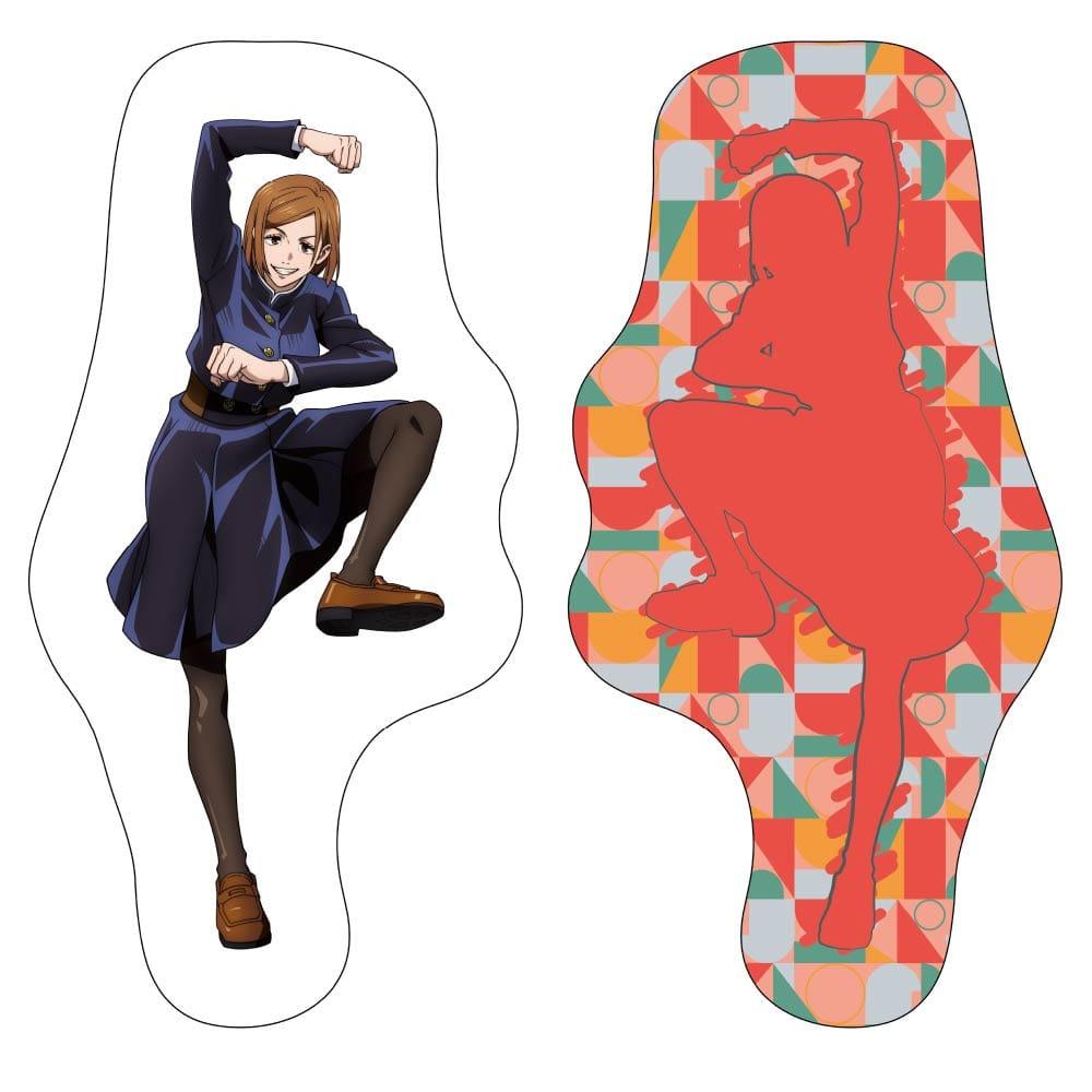 呪術廻戦 ダイカットクッション AnimeJapan 2021 Ver. 釘崎野薔薇