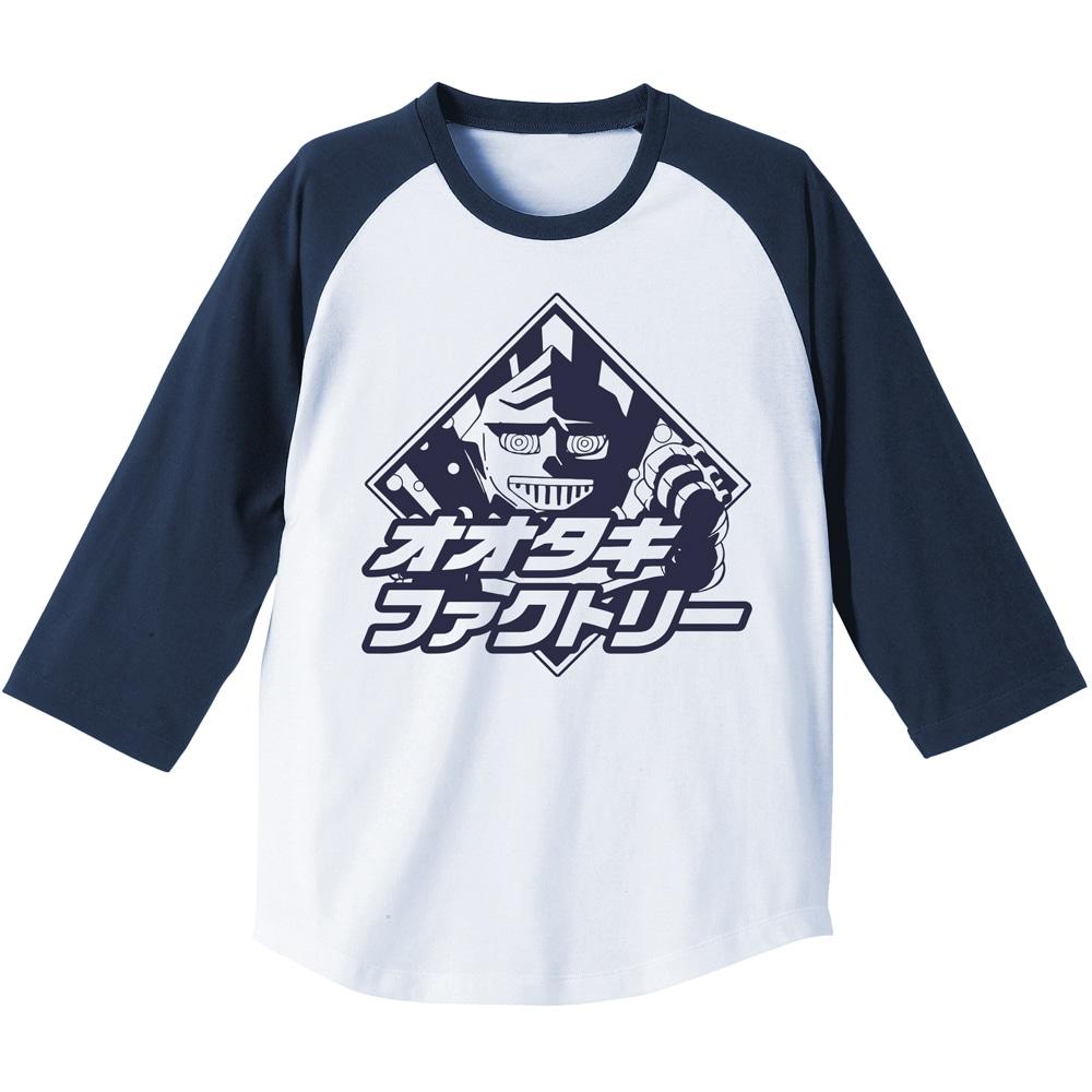 ゴジラ S.P <シンギュラポイント>  オオタキファクトリー ラグランTシャツ Sサイズ