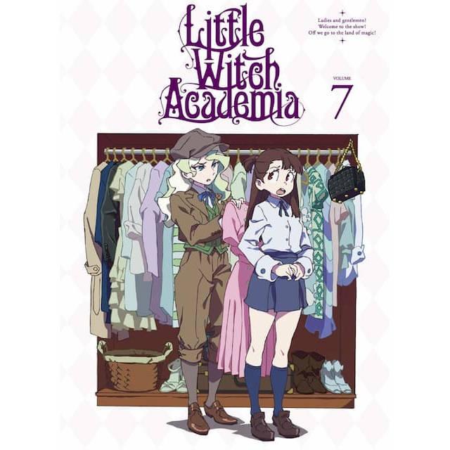 TVアニメ「リトルウィッチアカデミア」Vol.7 Blu-ray 初回生産限定版