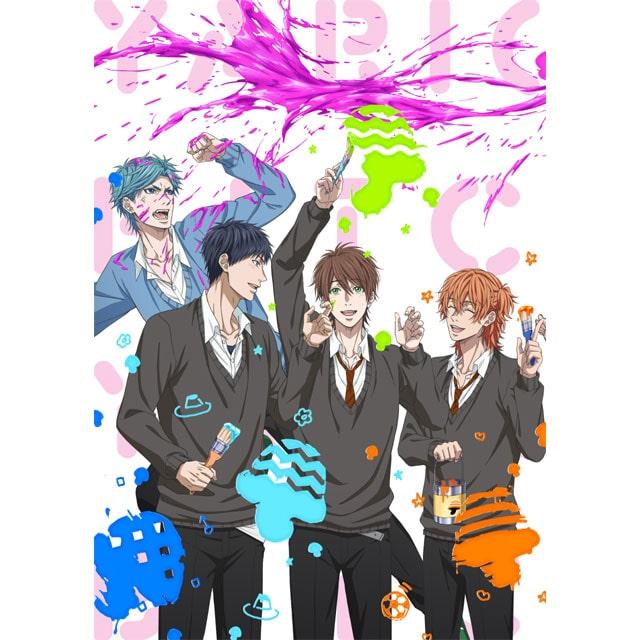 「ヤリチン☆ビッチ部」モリモーリ版 Blu-ray