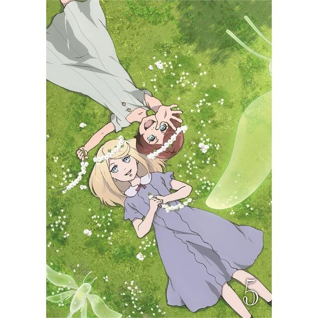 【TOHO animation STORE 限定版】Fairy gone フェアリーゴーン Blu-ray Vol.5+ミニキャラアクリルキーホルダー&ミニ小説セット