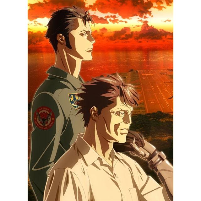 【TOHO animation STORE 限定版】PSYCHO-PASS サイコパス Sinners of the System Case.2 First Gurdian Blu-ray+国防軍刺繍ワッペンセット