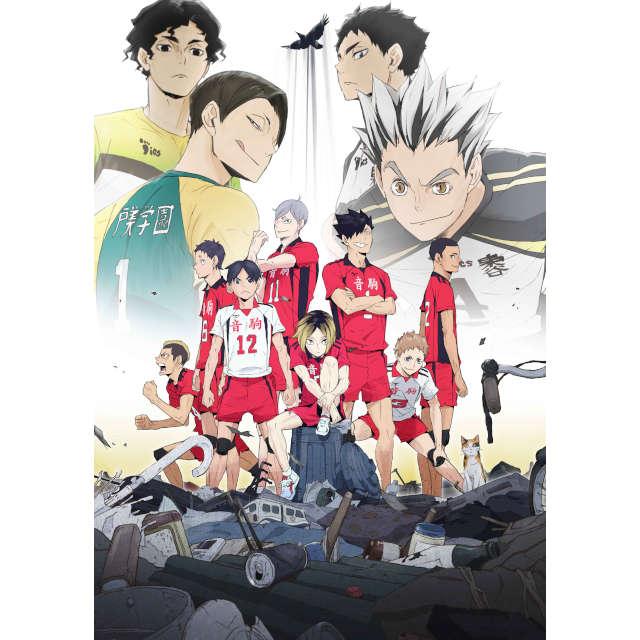 ハイキュー!! OVA『ハイキュー!! 陸 VS 空』 Blu-ray 初回生産限定版