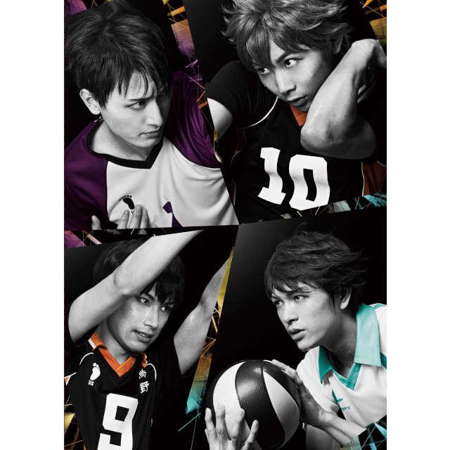 """ハイパープロジェクション演劇「ハイキュー!!」""""最強の場所(チーム)"""" Blu-ray"""