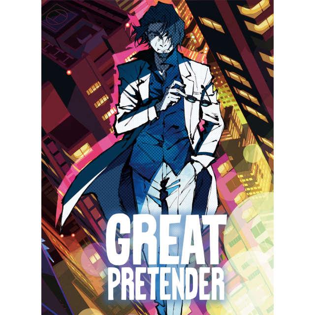 「GREAT PRETENDER」CASE 4 ウィザード・オブ・ファー・イースト【前篇】Blu-ray