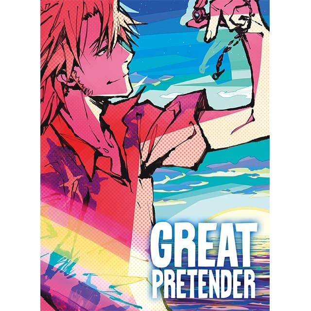 「GREAT PRETENDER」CASE 4 ウィザード・オブ・ファー・イースト【後篇】Blu-ray