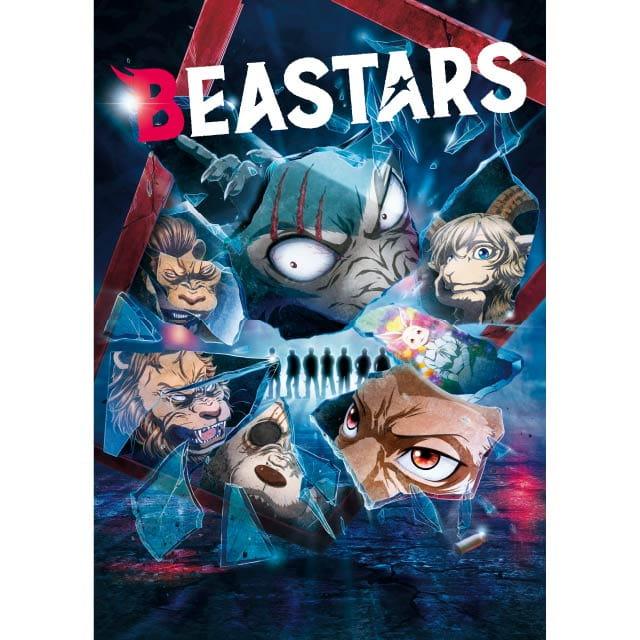 BEASTARS 2nd Vol.2 Blu-ray 初回生産限定版